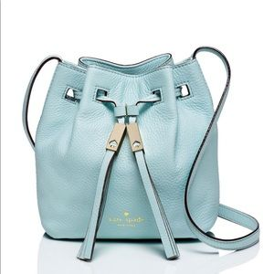 Kate Spade 'Gray Street' Tiny Cooper Bucket Bag